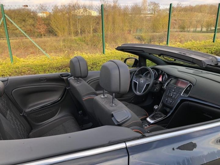 Opel CASCADA 2.0 CDTI 165 S/S COSMO PACK Noir Occasion - 9