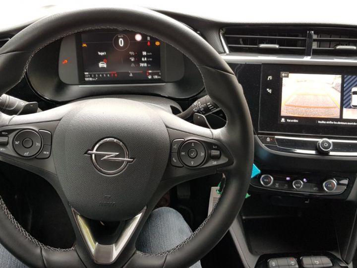 Opel Corsa 1.2 Turbo 100ch Elégance Automatique Orange Fizz Toit Noir - 2