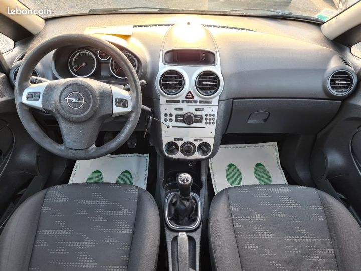 Opel Corsa 1.3 cdti 75 edition 10/2011 CLIM REGULATEUR MP3  - 5
