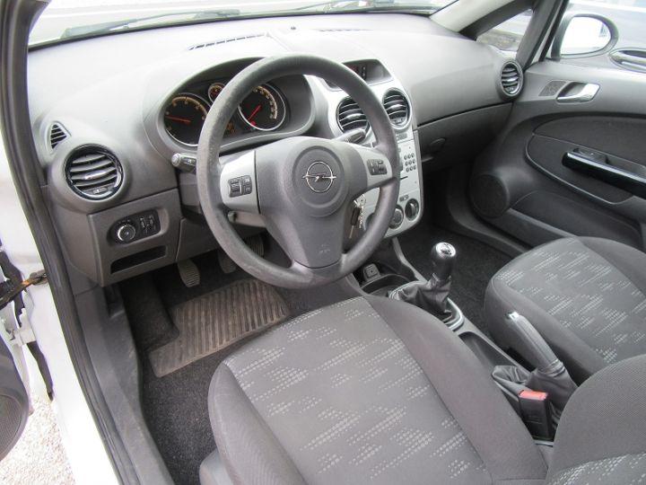 Opel Corsa 1.3 CDTI75 FAP COLOR EDITION 5P Blanc Occasion - 2