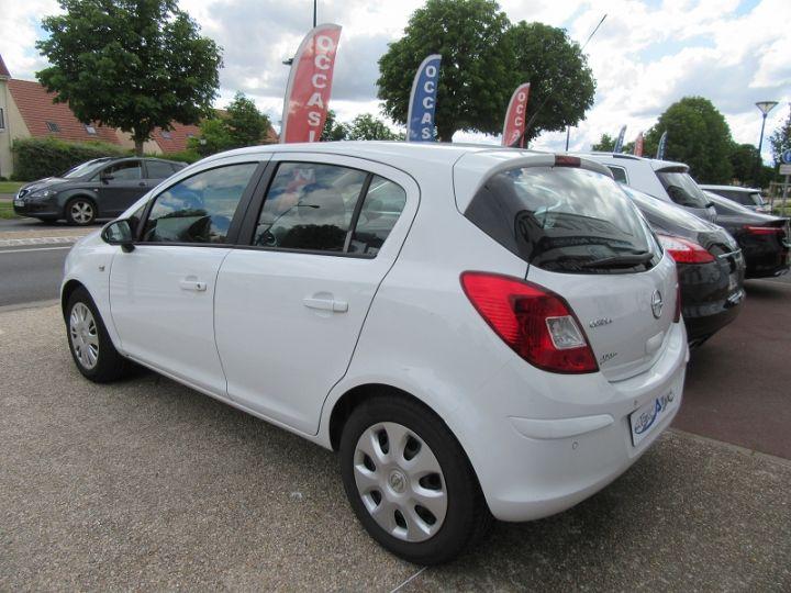 Opel Corsa 1.3 CDTI75 FAP COLOR EDITION 5P Blanc Occasion - 3