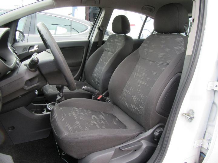 Opel Corsa 1.3 CDTI75 FAP COLOR EDITION 5P Blanc Occasion - 4