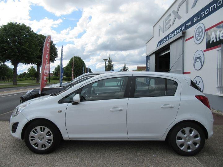 Opel Corsa 1.3 CDTI75 FAP COLOR EDITION 5P Blanc Occasion - 5