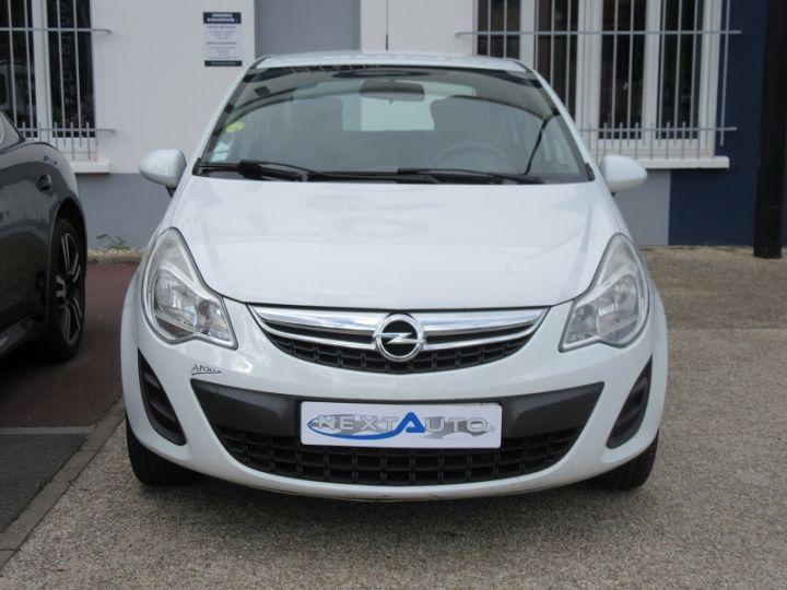 Opel Corsa 1.3 CDTI75 FAP COLOR EDITION 5P Blanc Occasion - 8
