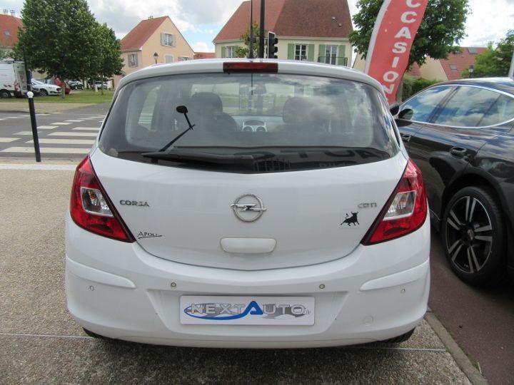 Opel Corsa 1.3 CDTI75 FAP COLOR EDITION 5P Blanc Occasion - 10