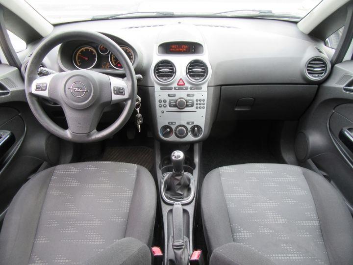 Opel Corsa 1.3 CDTI75 FAP COLOR EDITION 5P Blanc Occasion - 13