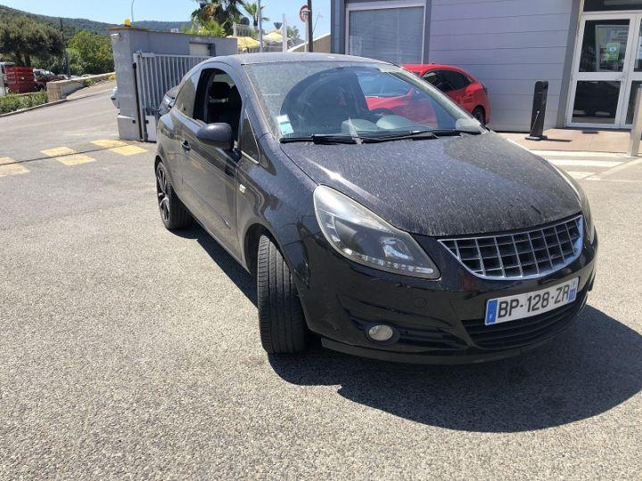 Opel Corsa 1.3 CDTI90 COSMO 3P Noir - 1