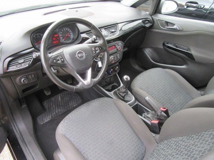 Opel Corsa 1.4 90CH BLACK EDITION 5P Noir - 2
