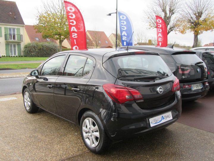 Opel Corsa 1.4 90CH BLACK EDITION 5P Noir - 3