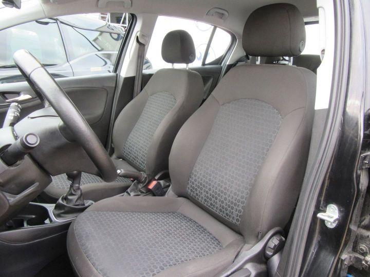 Opel Corsa 1.4 90CH BLACK EDITION 5P Noir - 4