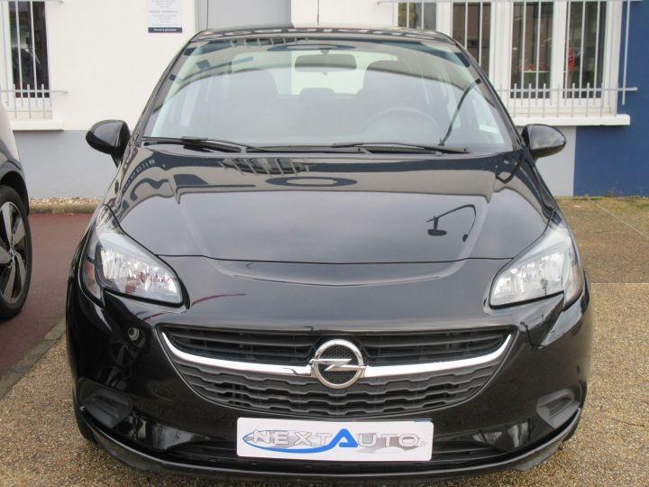 Opel Corsa 1.4 90CH BLACK EDITION 5P Noir - 6