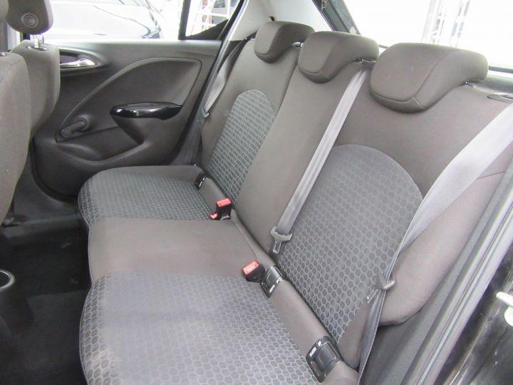 Opel Corsa 1.4 90CH BLACK EDITION 5P Noir - 13
