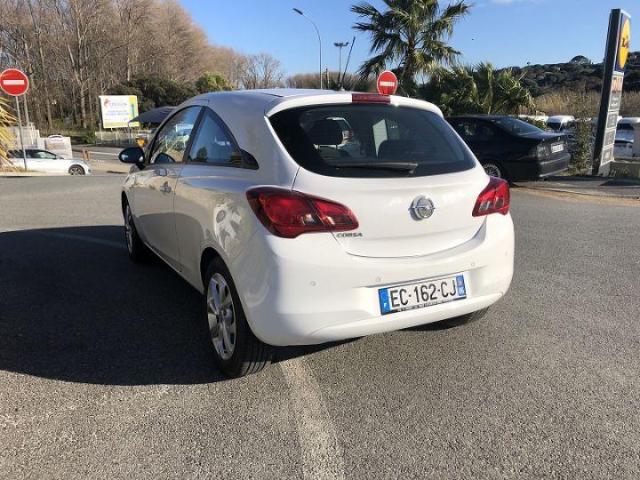 Opel Corsa 1.4 90CH PLAY 3P Blanc - 2