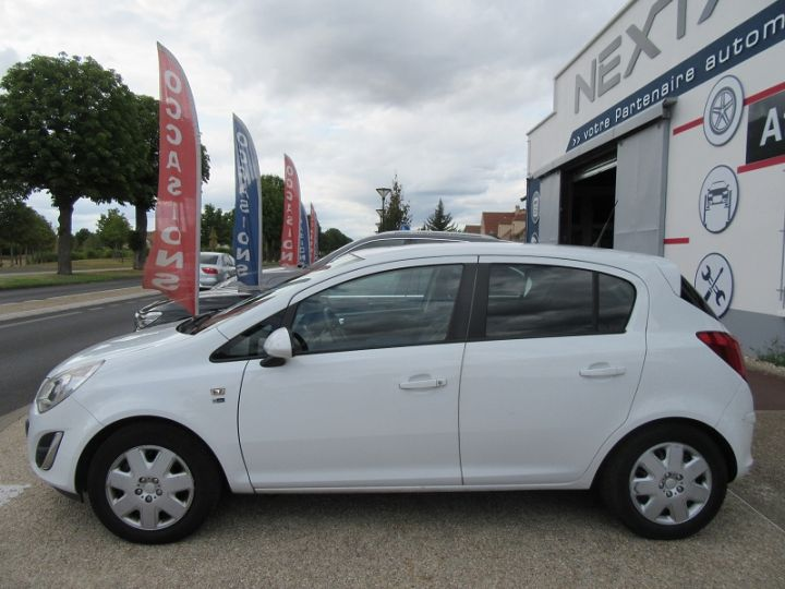Opel Corsa 1.4 TWINPORT COSMO  5P Blanc Occasion - 5