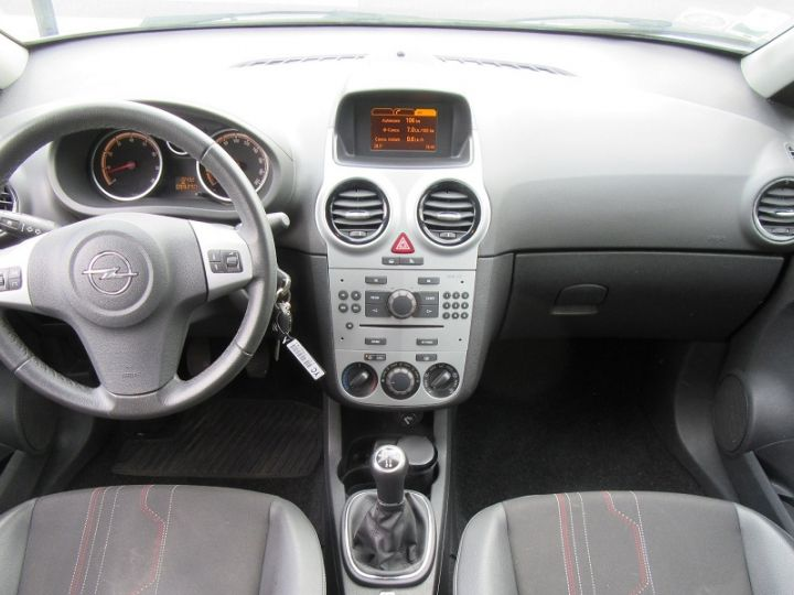 Opel Corsa 1.4 TWINPORT COSMO  5P Blanc Occasion - 10