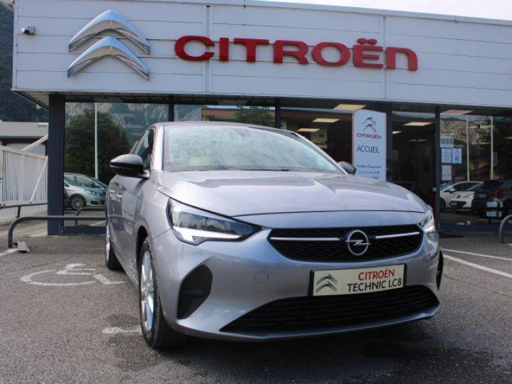 Opel Corsa 1.5 DIESEL 100 CH BVM6 Elegance Gris - 1