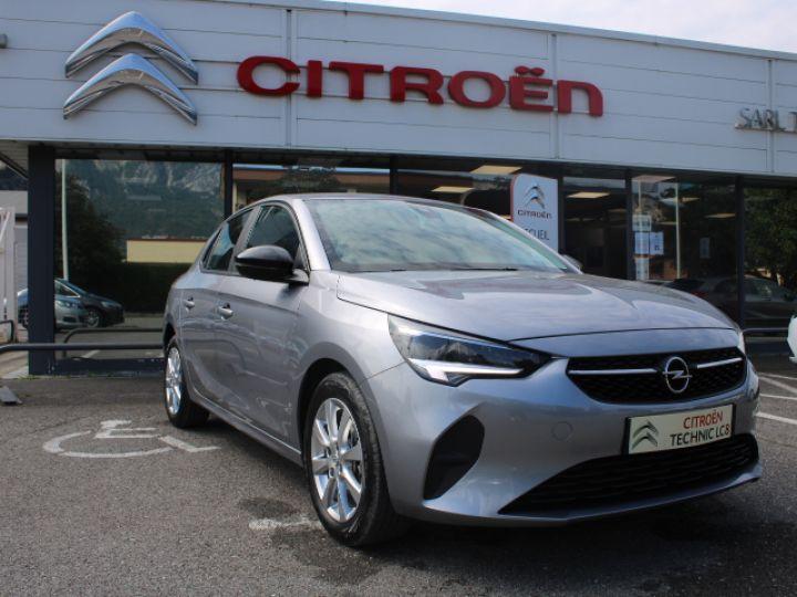 Opel Corsa 1.5 DIESEL 100 CH BVM6 Elegance Gris - 2
