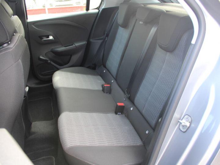 Opel Corsa 1.5 DIESEL 100 CH BVM6 Elegance Gris - 7