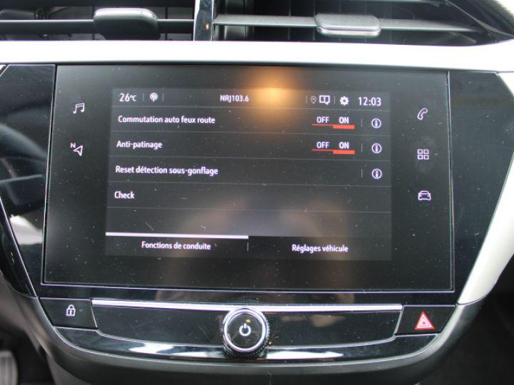 Opel Corsa 1.5 DIESEL 100 CH BVM6 Elegance Gris - 26