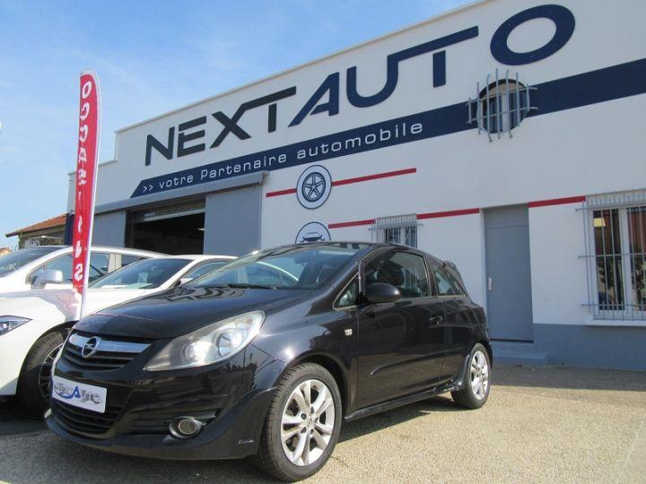 Opel Corsa 1.7 CDTI125 FAP SPORT 3P NOIR Occasion - 1