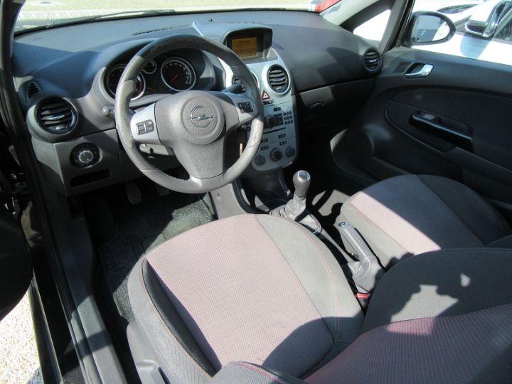 Opel Corsa 1.7 CDTI125 FAP SPORT 3P NOIR Occasion - 2