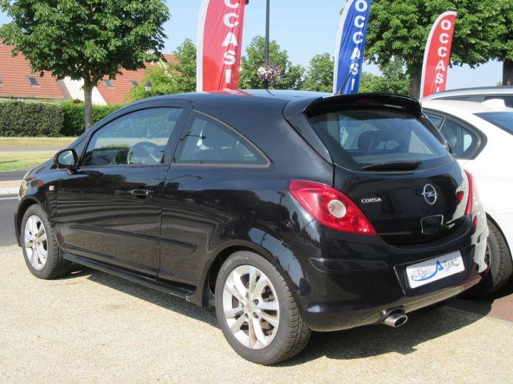 Opel Corsa 1.7 CDTI125 FAP SPORT 3P NOIR Occasion - 3