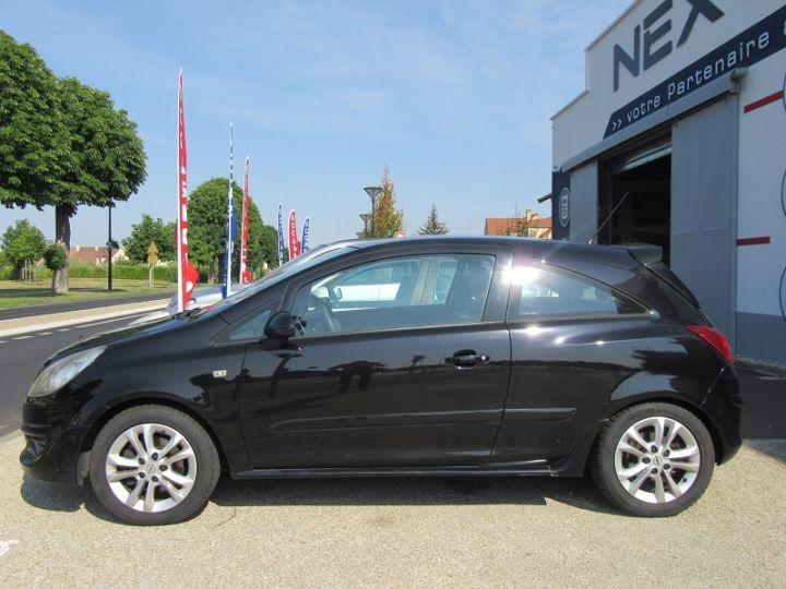 Opel Corsa 1.7 CDTI125 FAP SPORT 3P NOIR Occasion - 5