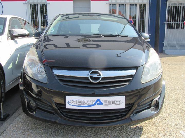 Opel Corsa 1.7 CDTI125 FAP SPORT 3P NOIR Occasion - 6