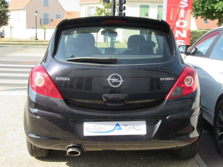 Opel Corsa 1.7 CDTI125 FAP SPORT 3P NOIR Occasion - 7