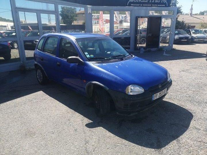 Opel Corsa BLEU Occasion - 1