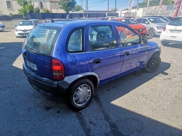 Opel Corsa BLEU Occasion - 4