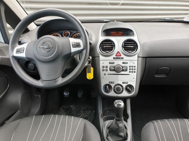 Opel Corsa 4 1.3 CDTI 75 ENJOY Blanc Verni Occasion - 5