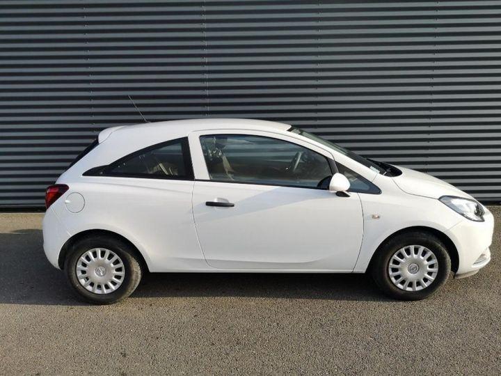 Opel Corsa 4 1.3 CDTI 75 ENJOY Blanc Verni Occasion - 10