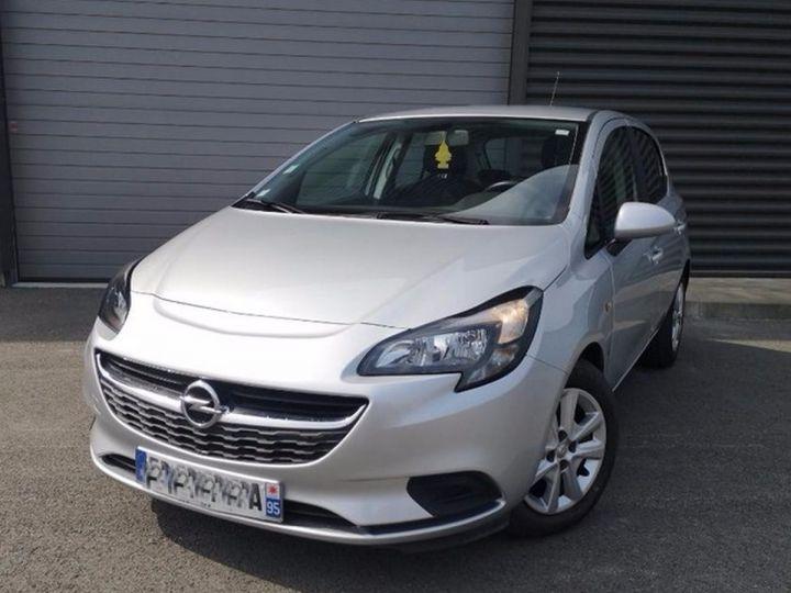 Opel Corsa 5 1.3 CDTI 75 EDITION 5P - 36 900 km Gris Métallisé Occasion - 1
