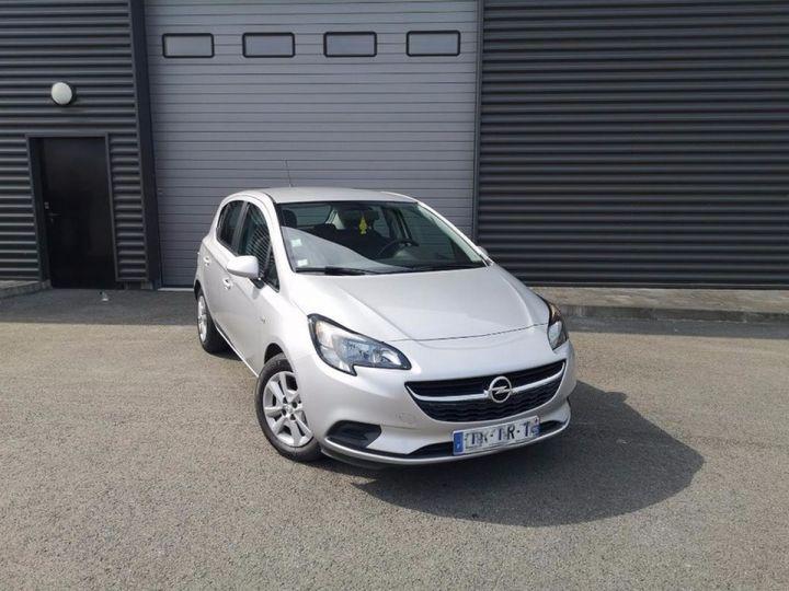 Opel Corsa 5 1.3 CDTI 75 EDITION 5P - 36 900 km Gris Métallisé Occasion - 5