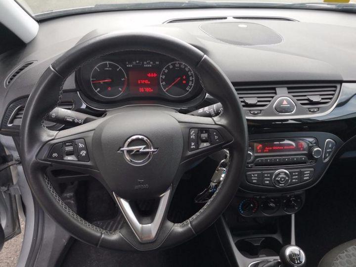 Opel Corsa 5 1.3 CDTI 75 EDITION 5P - 36 900 km Gris Métallisé Occasion - 11