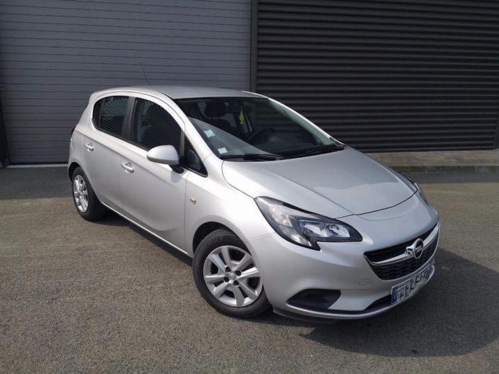 Opel Corsa 5 1.3 CDTI 75 EDITION 5P - 36 900 km Gris Métallisé Occasion - 15