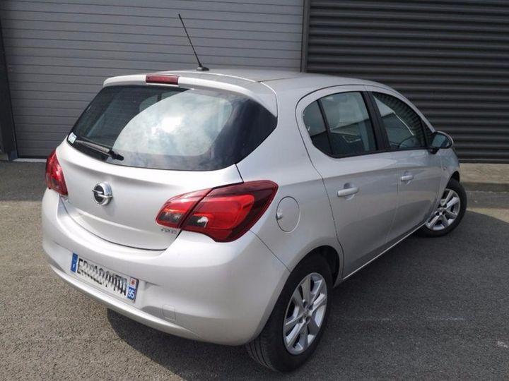 Opel Corsa 5 1.3 CDTI 75 EDITION 5P - 36 900 km Ip Gris Métallisé Occasion - 7