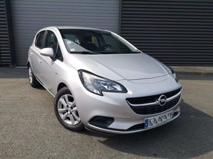 Opel Corsa 5 1.3 CDTI 75 EDITION 5P - 36 900 km Ip Gris Métallisé Occasion - 14