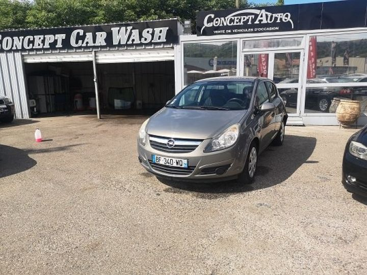 Opel Corsa ECOFLEX GRIS FONCE Occasion - 2