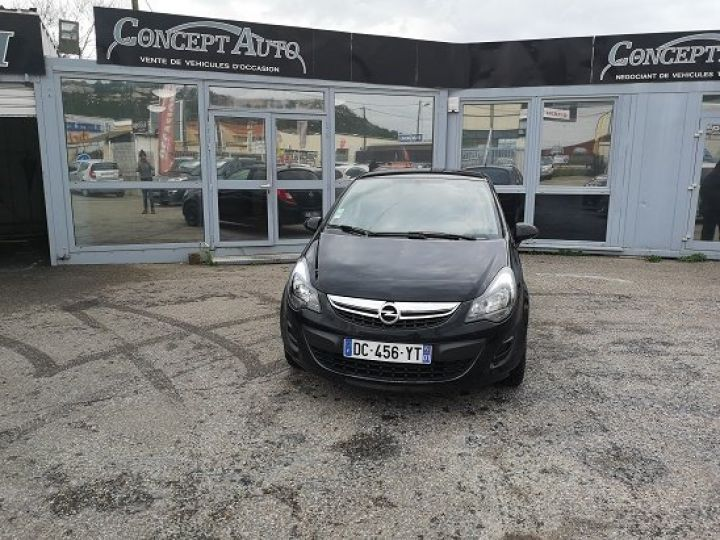 Opel Corsa GRAPHITE NOIR METAL Occasion - 2