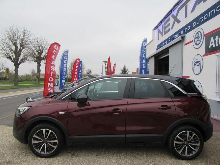 Opel Crossland X 1.2 TURBO 110CH INNOVATION BVA EURO 6D-T Bordeau - 5