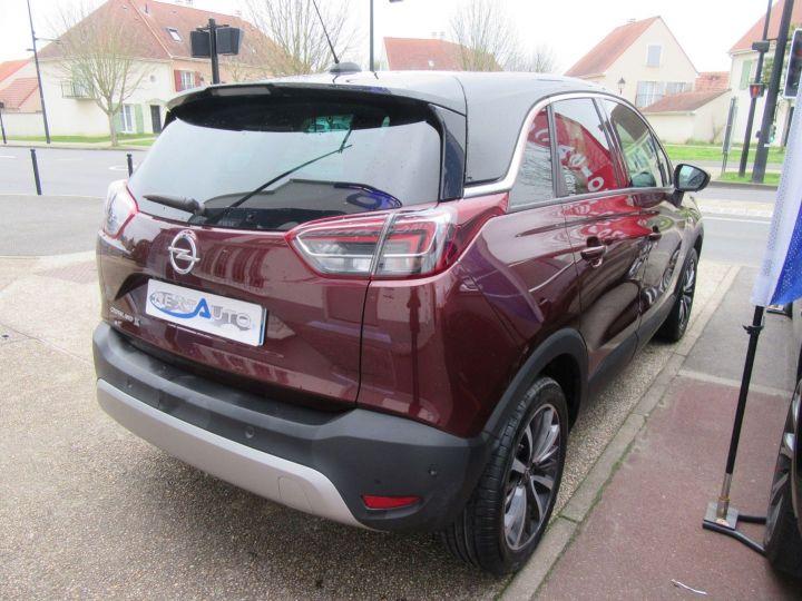 Opel Crossland X 1.2 TURBO 110CH INNOVATION BVA EURO 6D-T Bordeau - 10