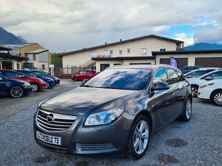 Opel INSIGNIA st 4x4 2.0 cdti 160 cosmo pack 11/2011 GPS CUIR XENON LED  - 1