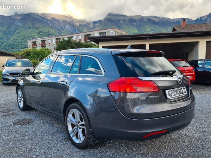 Opel INSIGNIA st 4x4 2.0 cdti 160 cosmo pack 11/2011 GPS CUIR XENON LED  - 2
