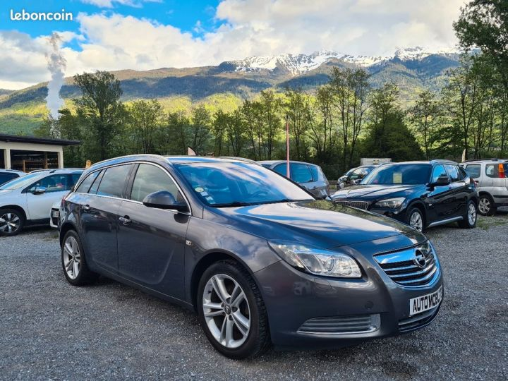 Opel INSIGNIA st 4x4 2.0 cdti 160 cosmo pack 11/2011 GPS CUIR XENON LED  - 3