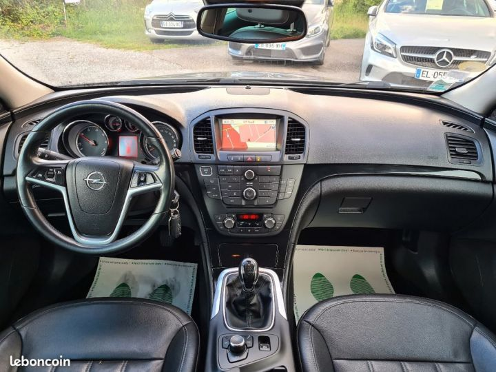 Opel INSIGNIA st 4x4 2.0 cdti 160 cosmo pack 11/2011 GPS CUIR XENON LED  - 5