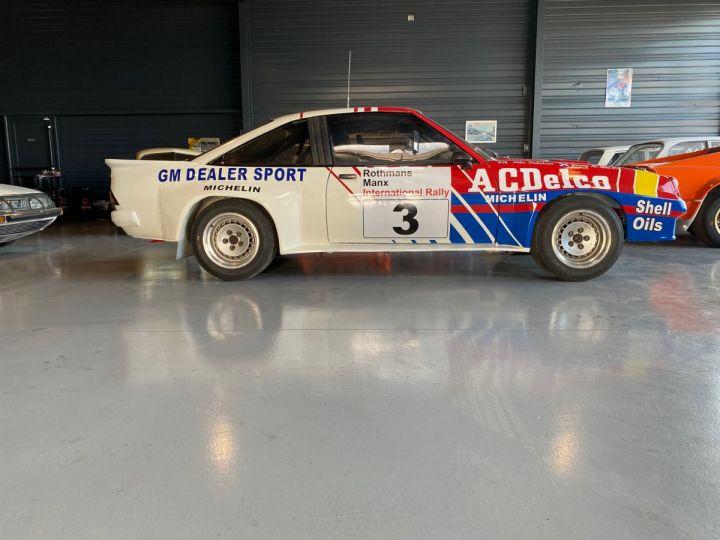 Opel Manta 400 GROUPE B - USINE  - 1