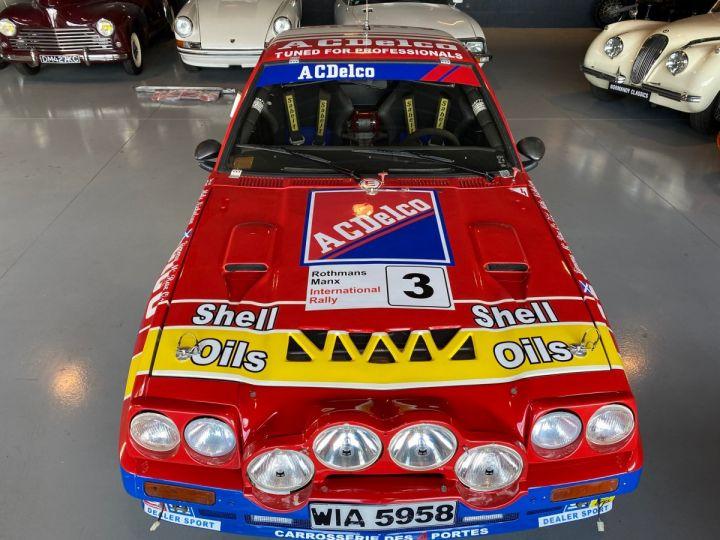 Opel Manta 400 GROUPE B - USINE  - 9