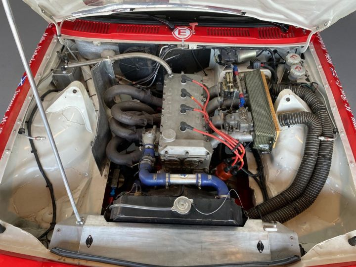 Opel Manta 400 GROUPE B - USINE  - 10